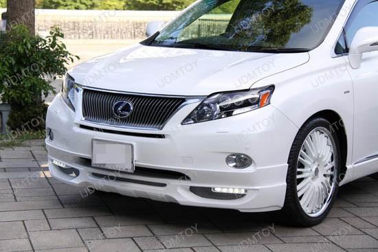 Lexus - RX350 - led - daytime - running - lights - 2